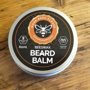 More Bees Please - Beeswax Beard Balm