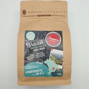 Frazer's Coffee - Brazil Cristias Paulistas
