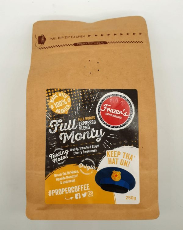 Frazer's Coffee - Full Monty