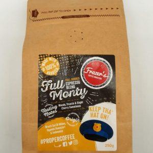 Frazer's Coffee - Full Monty