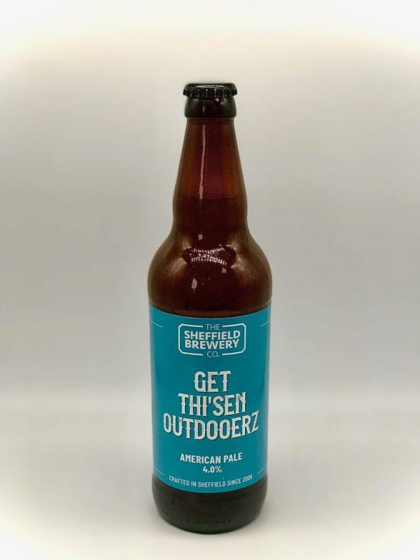 Sheffield Brewery - Get Thi'sen Outdooerz