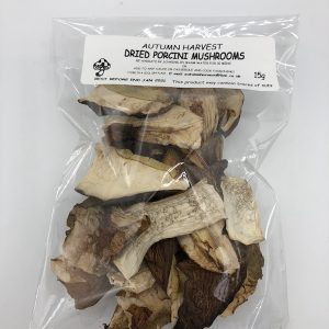 Autumn Harvest Mushroom - Dried Porcini