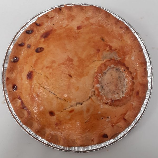 Kevin's Pies - Aberdeen Angus Steak & Stilton Pie