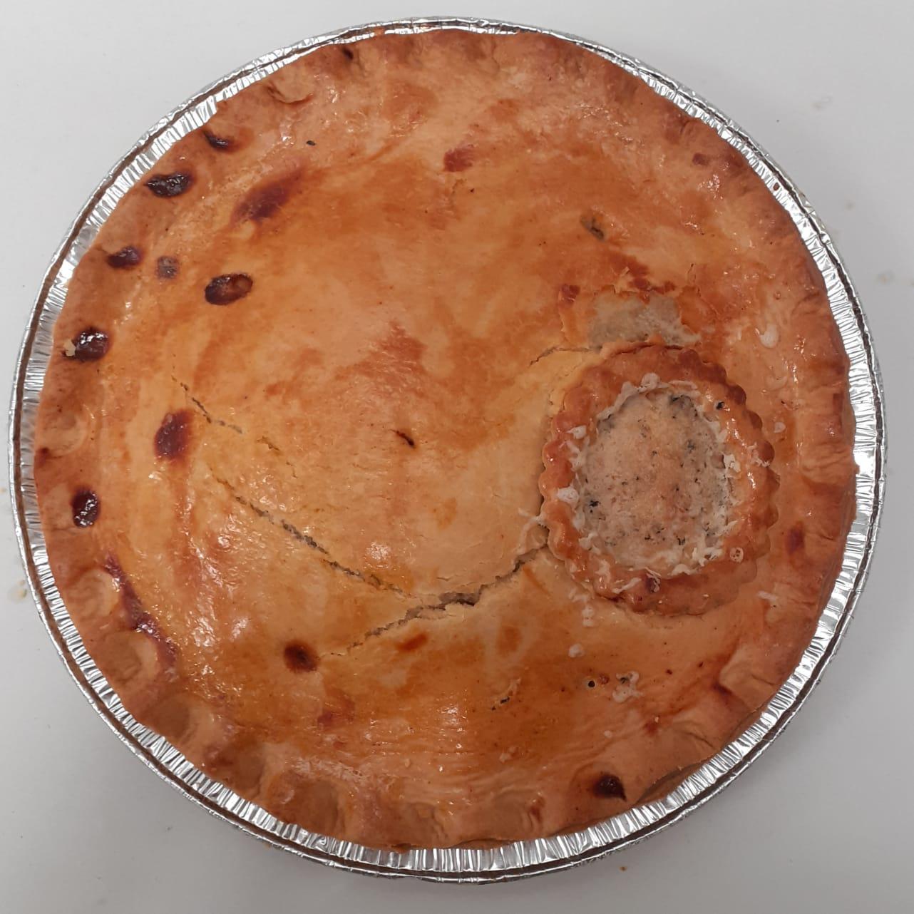 Kevin's Pies - Aberdeen Angus Large Steak & Stilton Pie ...