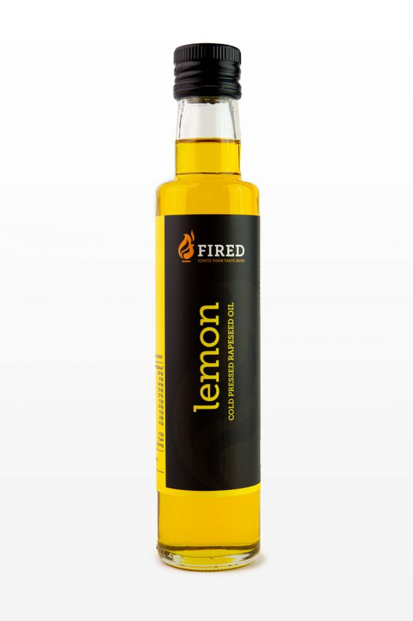 Fired - Lemon Oil