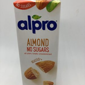 Sheffield Made - Alpro Almond Milk - No Sugars