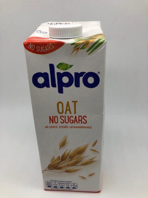 Sheffield Made - Alpro Oat Milk - No Sugars