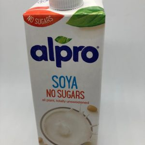 Sheffield Made - Alpro Soya Milk - No Sugars