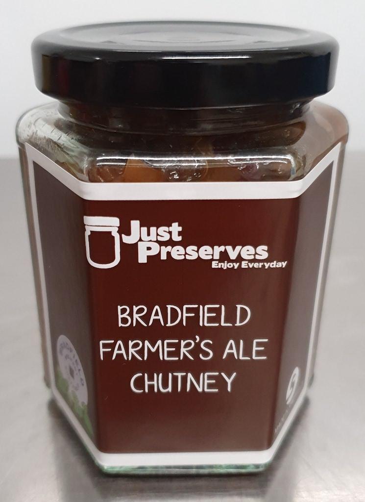 Just Preserves - Bradfield Farmer's Ale Chutney