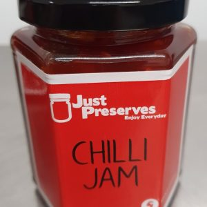 Just Preserves - Chilli Jam