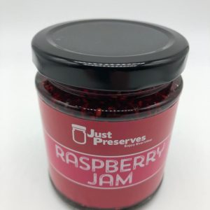 Just Preserves – Raspberry Jam