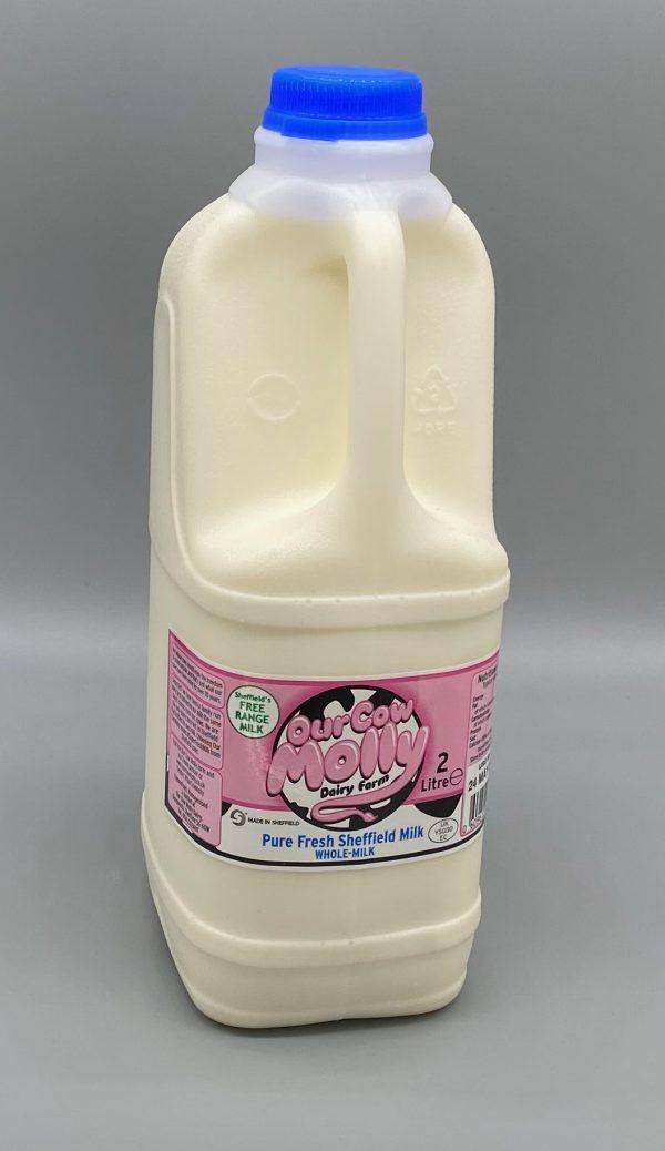 Whole Milk 2 Litre