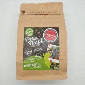 Frazer's Coffee - Peru Tunki