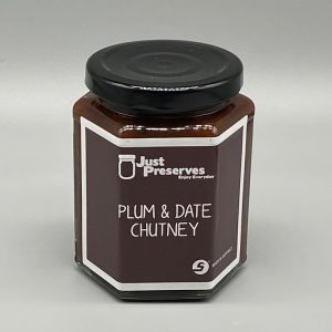 Plum Date Chutney